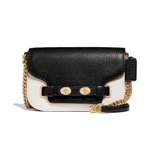how to orders how to get available NEW Coach Blake 20 In Colorblock Leather Bag NWT